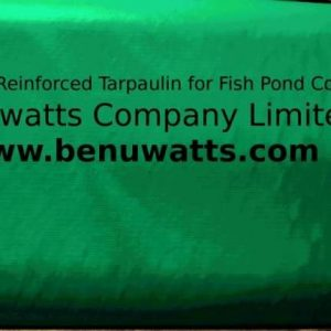 High Quality Reinforced Tarpaulin for Mobile Fish Pond
